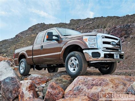 2011 ford f series super duty best in class diesel is it autoevolution 2011 ford f series super duty diesel boosts power capability and fuel economy diesel power