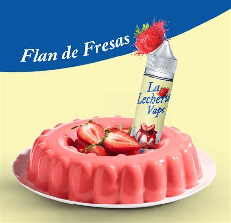 La Kokoa Eliquid 3mg 60ml la lecher 236 a vape flan de fresas 60ml e liquid la lecher 236 a