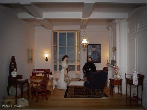 1000 images about ghost mrs muir dollhouses on