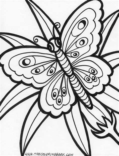 coloring pages flower coloring page flower coloring pages