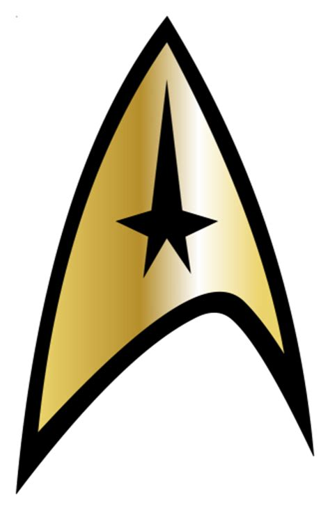 printable star trek logo a question of symbols