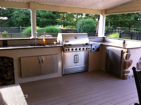 our outdoor kitchen on a budget bought everything off