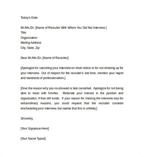 apology letter for being late 8 apology letters for being late to for free
