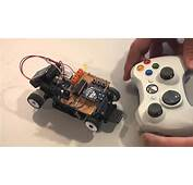 Robot Remote Command Test Xbox  Xbee Arduino YouTube