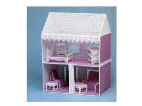 Bathroom Cross Stitch Patterns Free Plastic Canvas Dollhouse Pattern Easy Beginners Doll House And