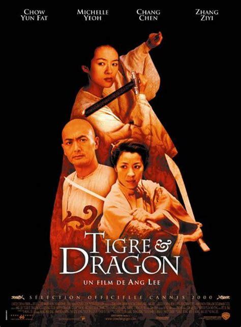 tigre  dragon film  allocine