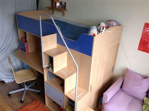 u förmiger schreibtisch hochbett mit schrank und hochbett mit etagenbett