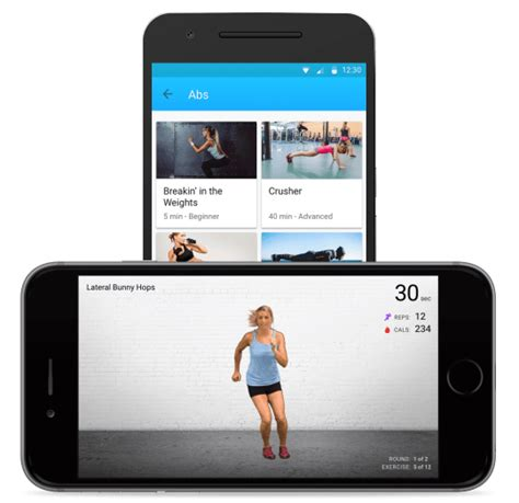 the best apps for home workouts happy tales