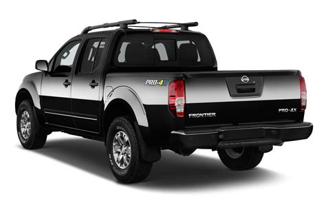 nissan frontier review automobile magazine
