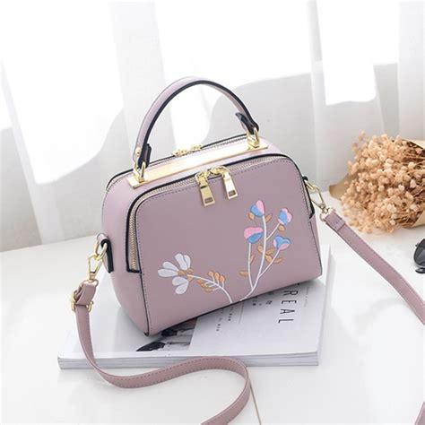 Batamtas Tas Wanita Import Elegan jual b6754 lightpurple tas selempang import elegan wanita