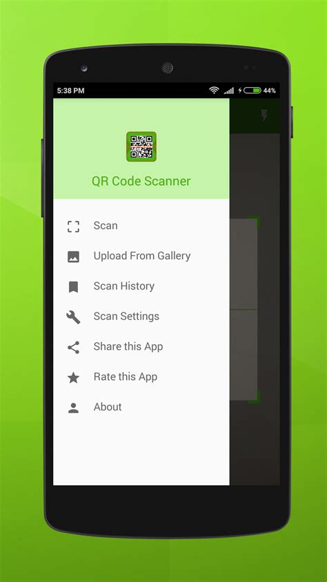 best qr scanner android qr code scanner appstore for android