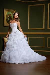 Chapel train ball gown wedding dress bridal gown vestido de jpg
