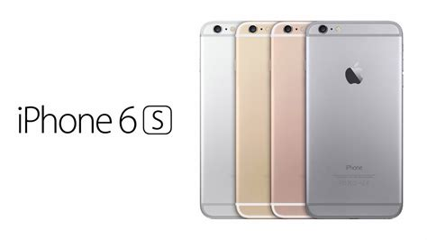apple iphone 6s what s new geekpeek net