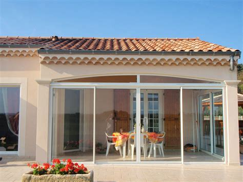 veranda villa veranda aluminium pvc villa