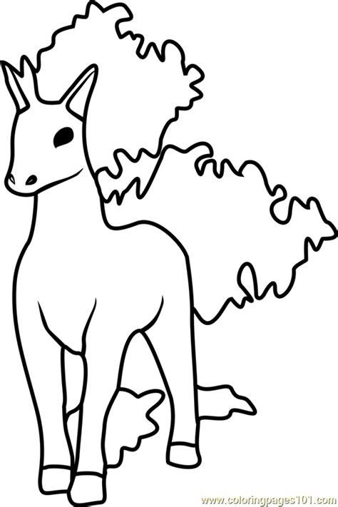 pokemon coloring pages golduck rapidash pokemon go coloring page free pok 233 mon go
