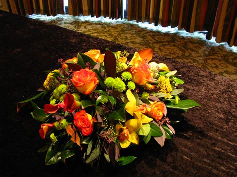dinner centerpiece event flowers in las vegas