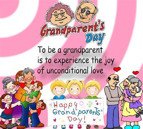 Lovely Grandparents. Free Grandparents Day eCards