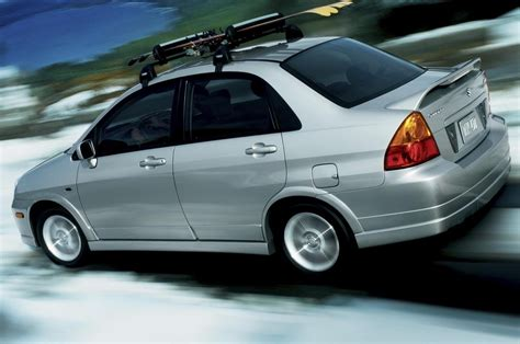 Suzuki Aereo 2007 Suzuki Aerio Picture 102817 Car Review Top Speed