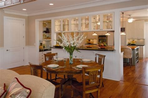 Kitchen Dining Room Designs Pictures Design Dilemma Open Kitchens We Home Design Find