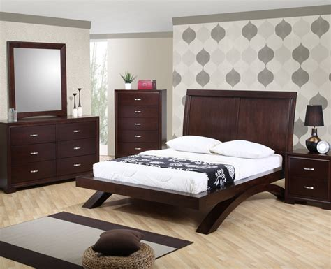 bedroom furniture sets on sale raven 5 pc bedroom set furniture 4 less dallas