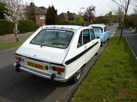 ebay uk cars for sale renault 16 tx auto classic cars