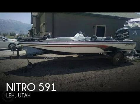 nitro boats utah unavailable used 2007 nitro 591 in lehi utah youtube