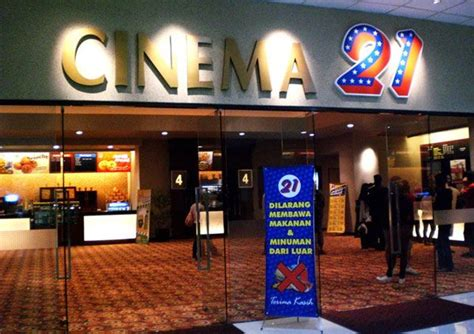 cinema 21 xxi plaza indonesia jadwal film dan harga tiket bioskop blok m plaza jakarta