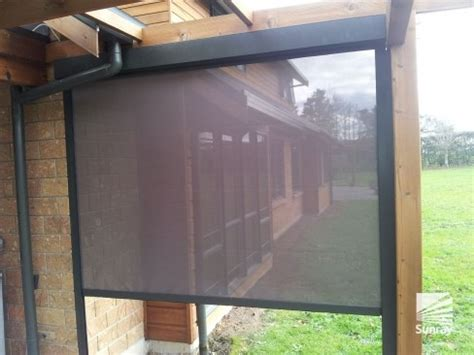 drop down awnings drop down awnings sunray awnings and blinds
