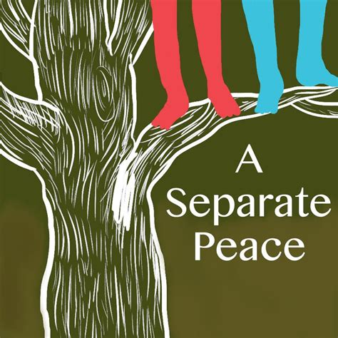 theme quotes in a separate peace explain the significance in the shifting of finny s