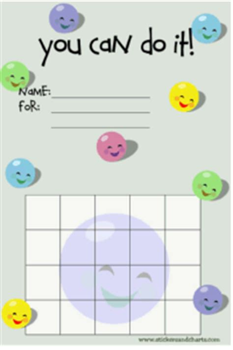 childrens star charts templates new calendar template site