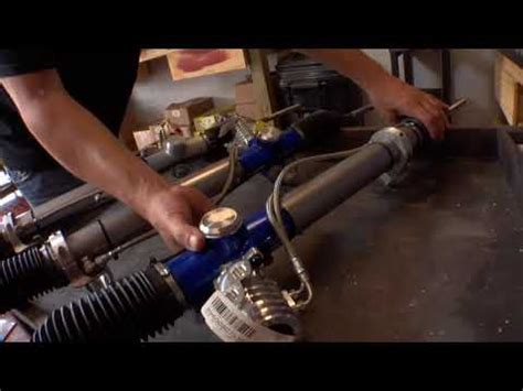 Rack And Pinion Leak Repair Cost by How To Fix A Leaking Power Steering Gear Rack And Pinion 97 Chrysler Sebring How To Save