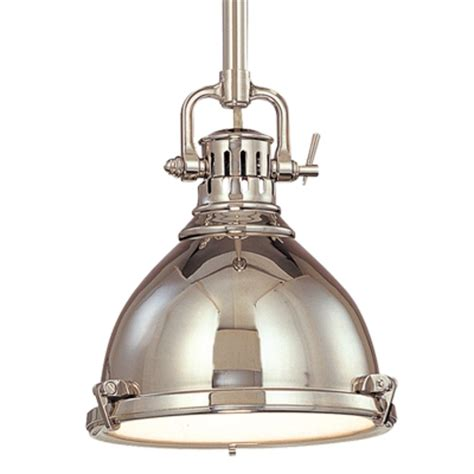 Nautical Pendant Lights with Nautical Pendant Light In Polished Nickel Finish 2211 Pn Destination Lighting