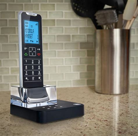 new motorola it6 impossibly thin dect digital cordless