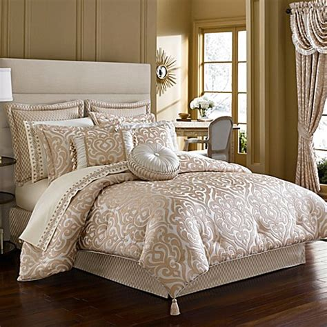 j queen new york 174 bellagio comforter set bed bath beyond