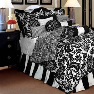 Black and white bedding sets full umacup bed and bath