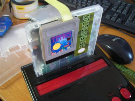 mod gameboy cartridge cartridge mod allows you to play game boy game on your nes