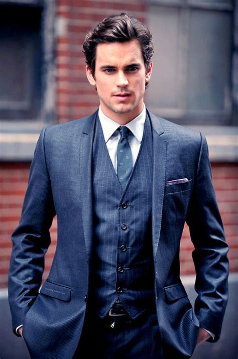 The white collar style and fashion guide of neal caffrey matt bomer