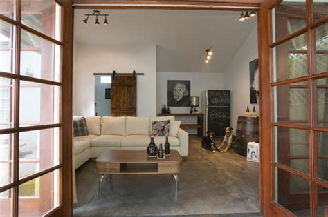 Shed Flat Conversion by Garage Conversion In Studio City Industrial