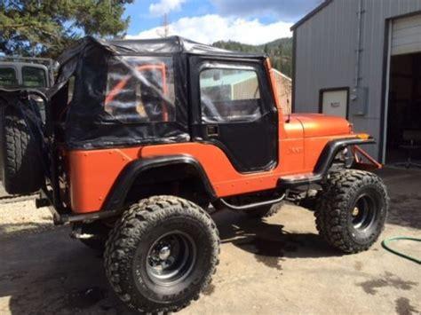 Jeep Cj Mods Buy Used 1974 Jeep Cj5 Lots Of Mods Rock Crawler In