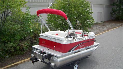 14 ft pontoon boat new 14 ft high end pontoon boat with 9 9 4 stroke boat for
