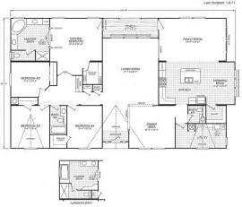 Triple Wide Floor Plans triple wide floor plans triple wide mobile home floor