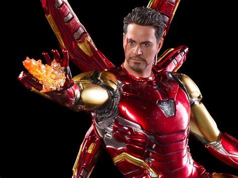 iron studios iron man mark endgame iron man figure