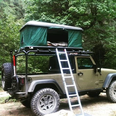 jeep roof top tent hardshell rooftop tent 2 door jeep wrangler forum