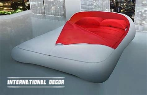 future beds futuristic bed and attractive sleeping bag design
