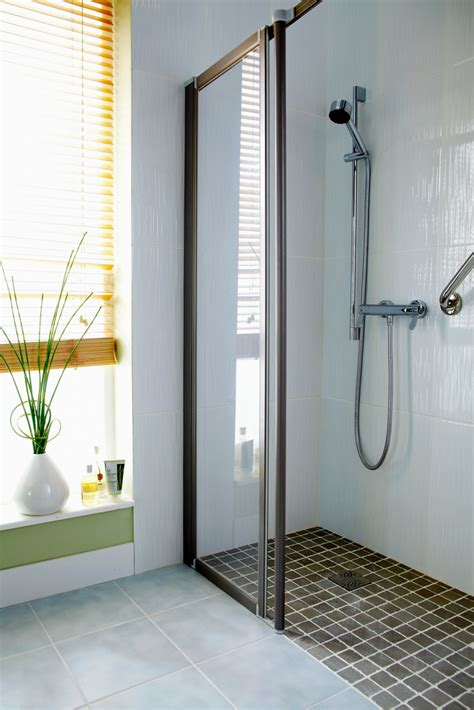 In Shower by Pros And Cons Of A Walk In Shower Design Cleveland