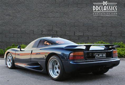 Jaguar Xjr15 For Sale by Jaguar Xjr 15 Rhd
