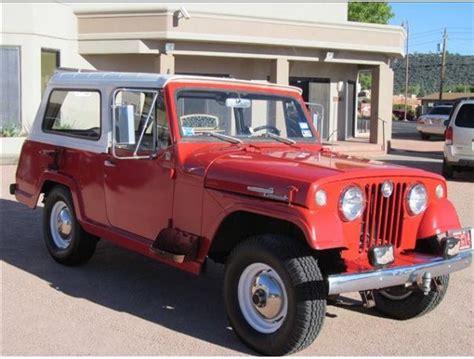 1970 jeep commander 1967 jeep commander jeepster commando pinterest