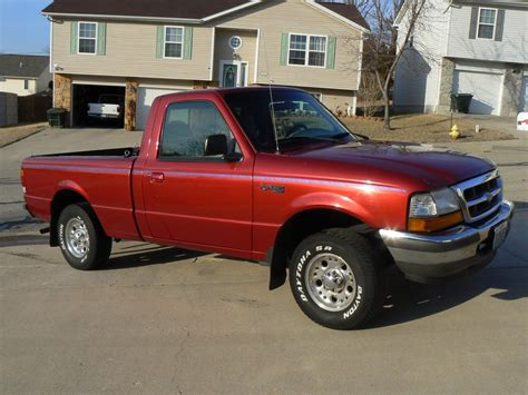 98 Ford Ranger by Prafeston 1998 Ford Ranger Regular Cab Specs Photos