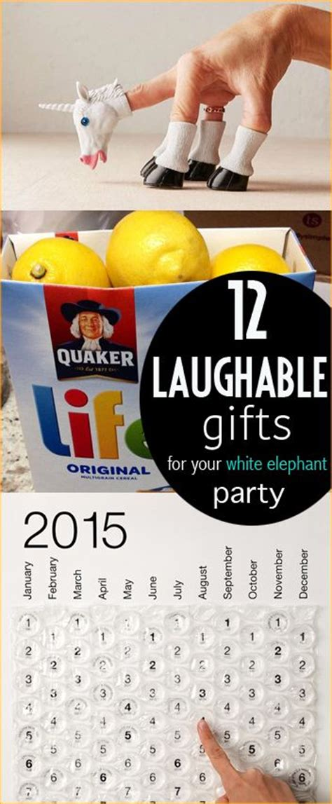 christmas gift prank jokes 12 laughable gifts hilarious gifts for a white elephant cheap and easy gifts that
