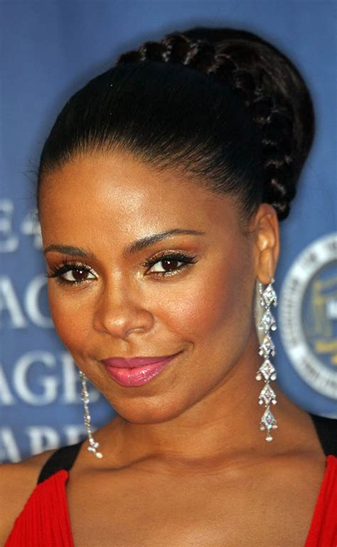 Sanaa Lathan Hairstyles by Top 15 Trendy Updo Hairstyle For Black That Look Great